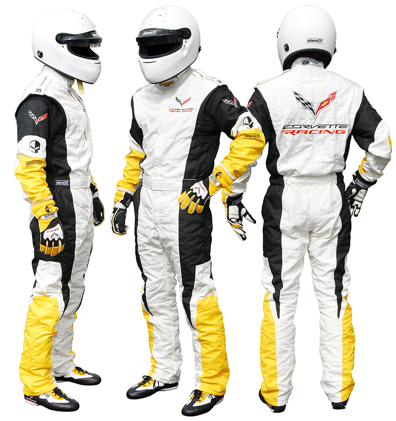 Corvette ST221 HSC racing suit